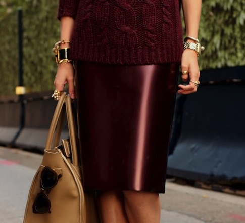 Fearless Fashion: Oxblood Everything