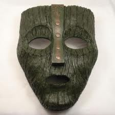 Loki Mask, The Mask movie prop