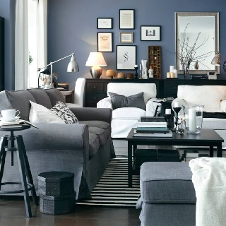 Possible Wall Color To Go With Grey Furniture