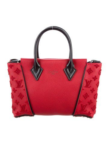 Louis Vuitton Monogram Velours W BB #LouisVuitton #monogram #bag
