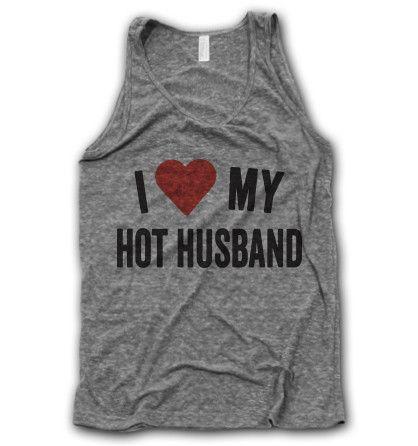 i love my hot husband
