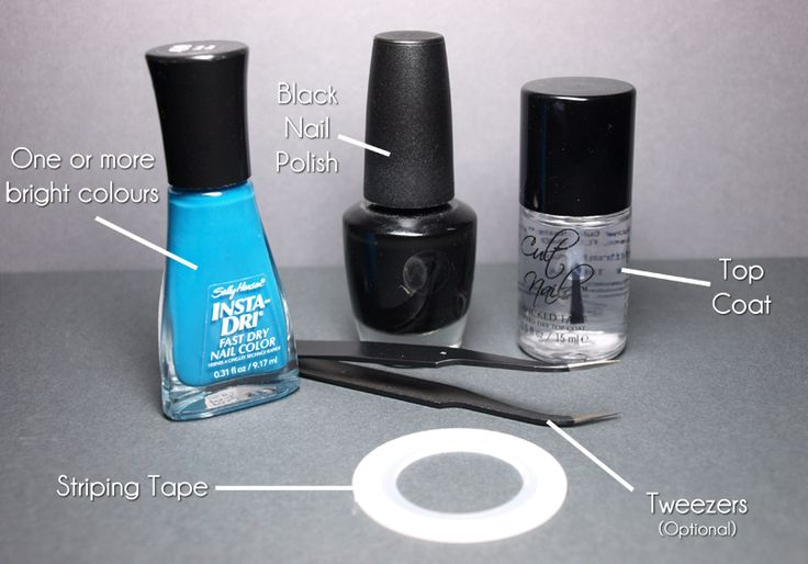 Laser Nail Art Tutorial