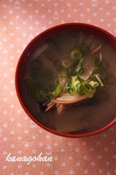 なすとみょうがのお味噌汁 by 北嶋佳奈さん   レシピブログ - 料理 ...
