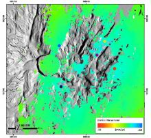 Wednesday, Jul. 05, 2017: Detecting Ground Motion thanks to Synthetic Aperture Radar - Synthetic Aperture Radar (SAR) can measure a variety of observables including topography, ocean currents, ground moisture change, and surface deformation from glaciers, earthquakes and volcanoes. D...