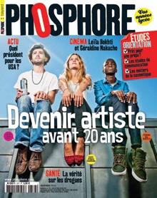 Tests d'orientation, Métiers, Guide des métiers, Formations, Abonnement magazine - Phosphore.com