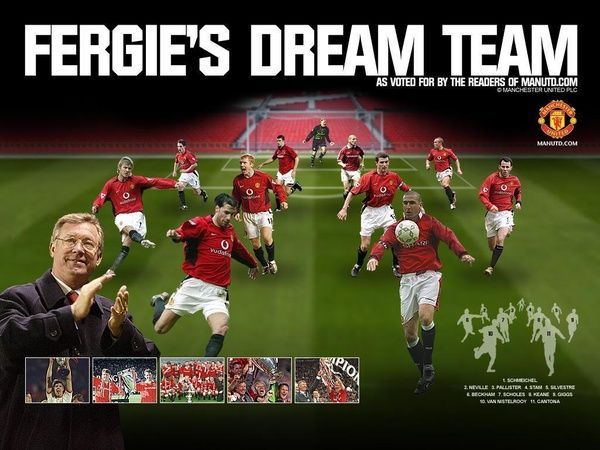 Manchester United - manchester-united wallpaper