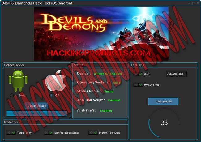 Devils Demons Hack