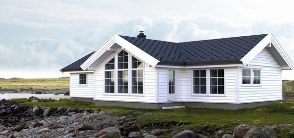 Nøtterøy » Eikås Hytter & Hus