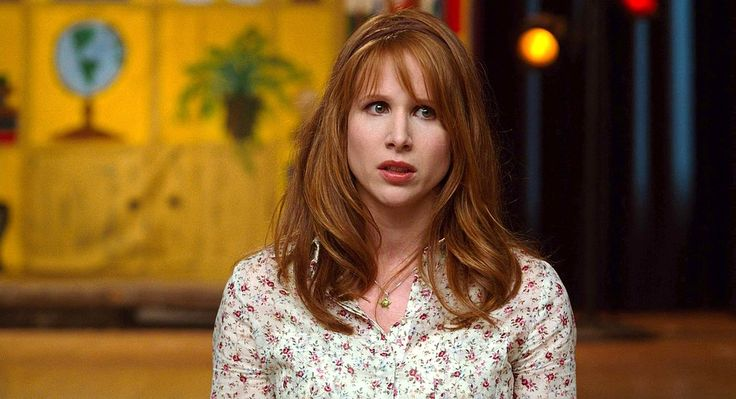 Lucy Punch as Amy Squirrel in Bad Teacher: love the hair color and style