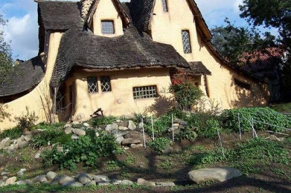 メルヘンチックでおとぎ話に出てきそうなお家 Top70 画像 妖精の家