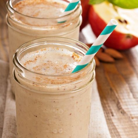 Apple and Cinnamon Nutribullet Smoothie - Woman And Home