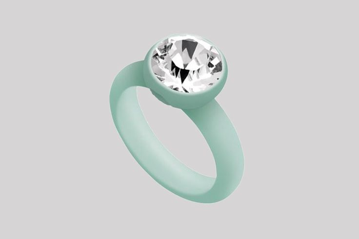 Ring/ Anel OPS! Rock Multicor - Cristal Swarovski #Anel | #OPS!OBjects | #Ring | #MurMTrendy
