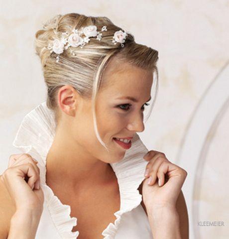 Hochzeitsfrisuren halblange haare  Bild 1 in 2019