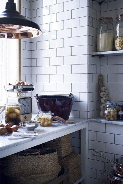 Meer dan 1000 afbeeldingen over home inspiration op pinterest modern betonvloeren en keukens - Schmitt keuken ...