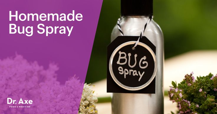 This homemade bug spray recipe keeps away bugs, helps kill bacteria, smells amazing and nourishes your skin! Try it today to keep the bugs away!
