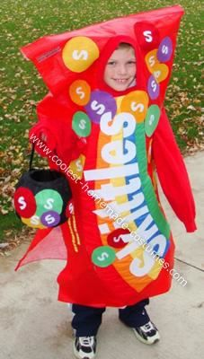 coolest skittles costume kids candy costumes diy