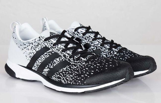 adidas adizero Primeknit 2.0 | Black & White