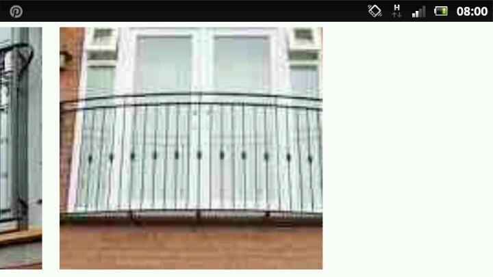 Juliette balcony idea