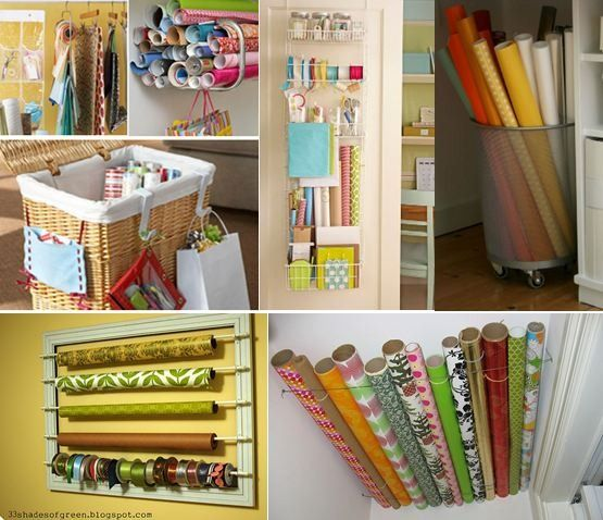 Sewing Room Gift Wrapping Room: 17 Best Images About Craftroom/Office Ideas On Pinterest