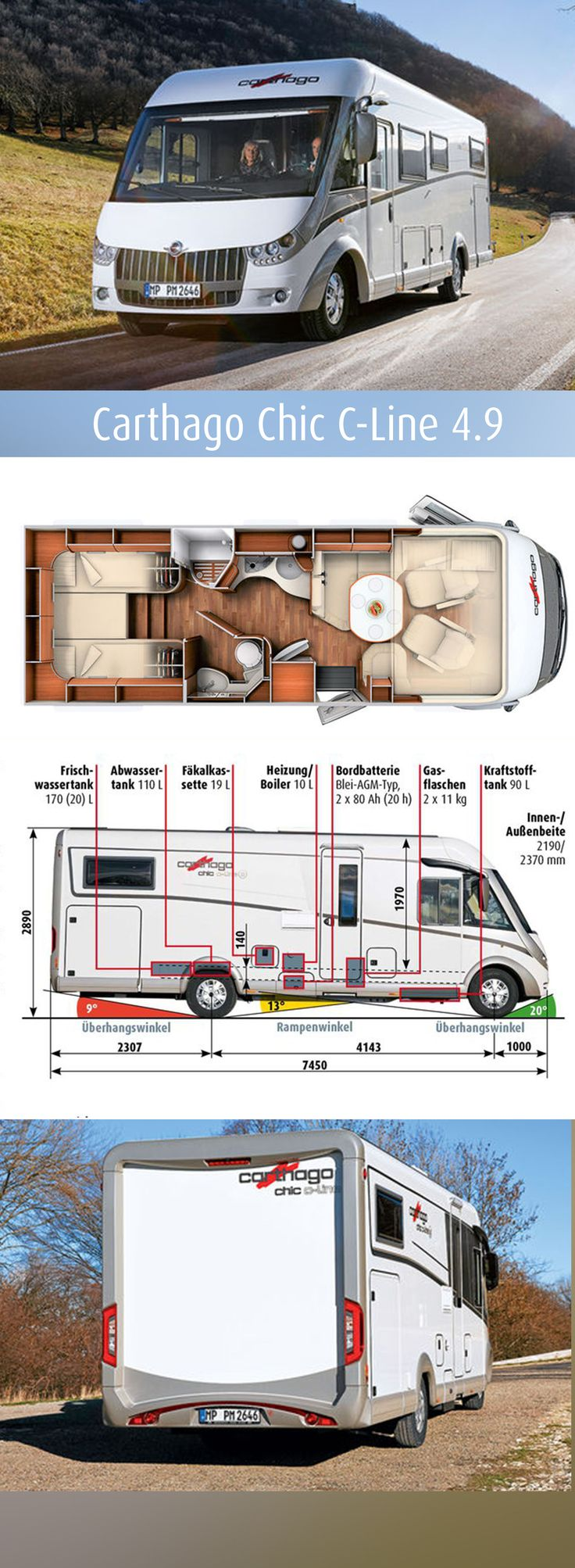107 best autodom images on pinterest vans campers and motor homes