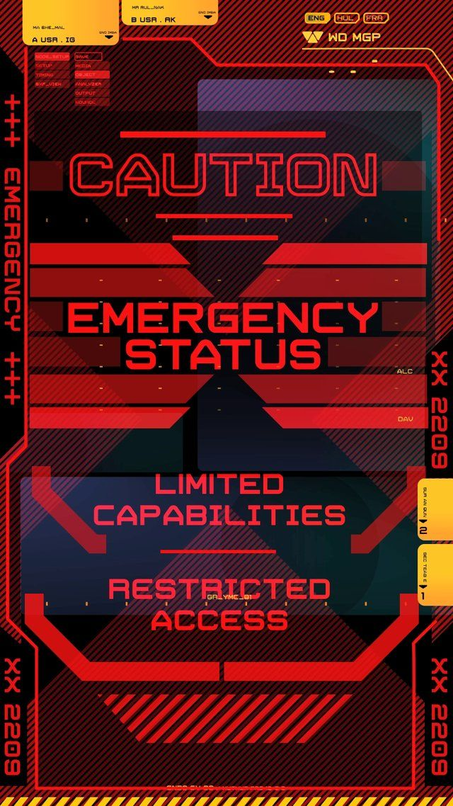 Emergency UI by Territory. Prometheus UI