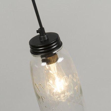 Hanglamp Masons helder