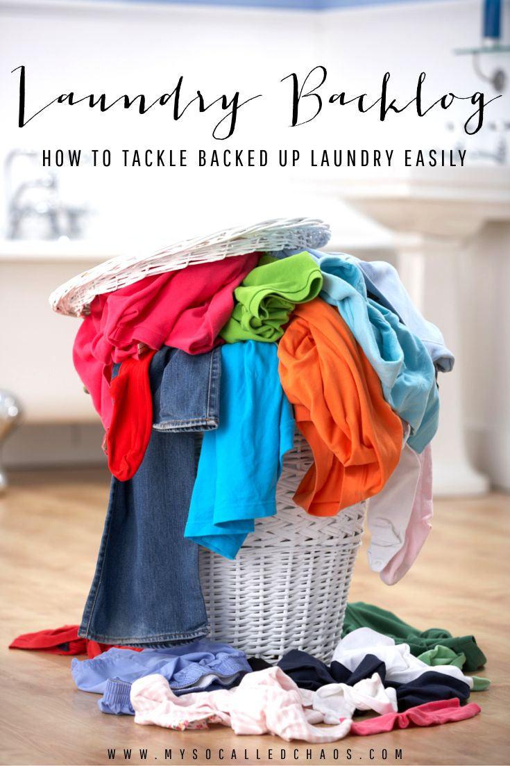 How to Tackle Backed Up Laundry Easily + Enter to Win a Free Month of Dry Cleaning in Salt Lake City, UT!