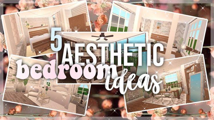 Best Bloxburg 5 Aesthetic Bedroom Ideas In 2020 Aesthetic 640 x 480