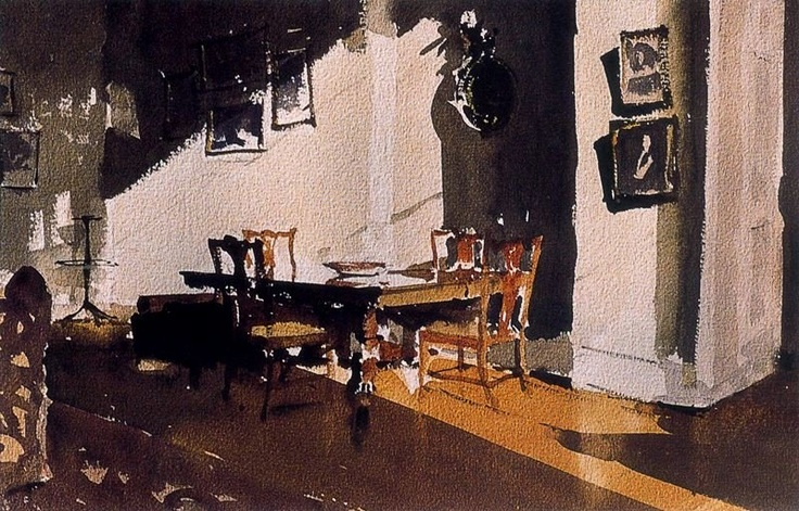 John Yardley (Watercolor)