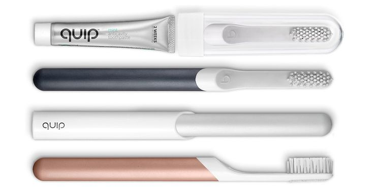 oral care designed for your mobile lifestyle, developed to simplify the basics, delivered fresh every 3 months for only $5