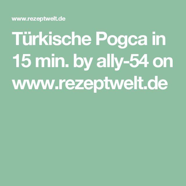 Türkische Pogca in 15 min.  by ally-54 on www.rezeptwelt.de