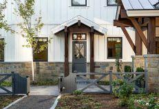Best 25 Modern Farmhouse Exterior Ideas On Pinterest