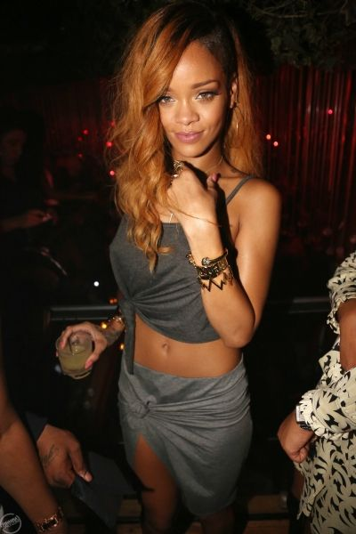 Rihanna DWT Afterparty at Greenhouse, NYC - May 7, 2013