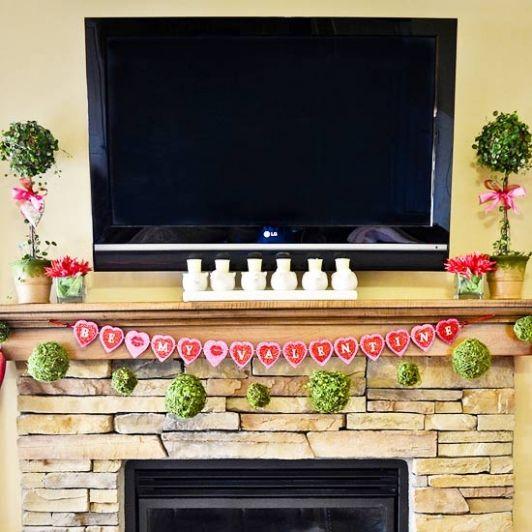 33 best TV Center images on Pinterest | Fireplace ideas, Fireplace ...