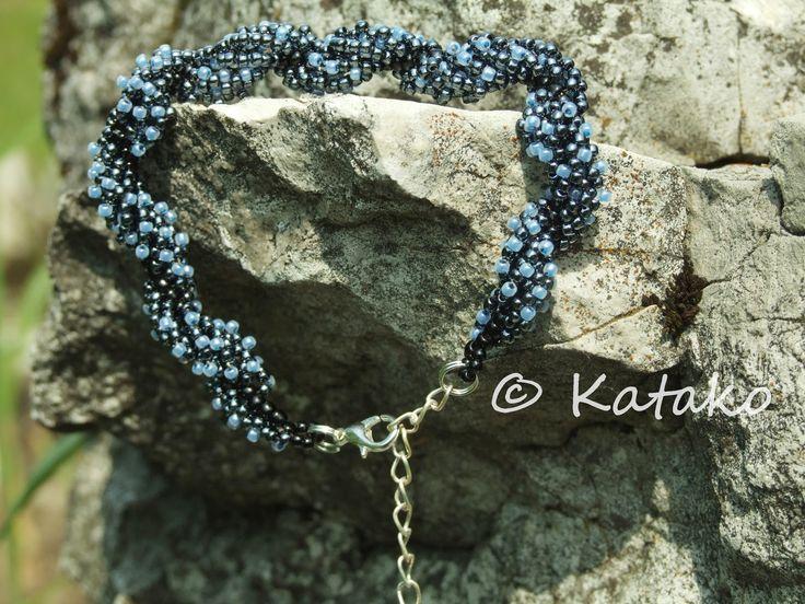 Katako Bransoletka Blue Bracelet