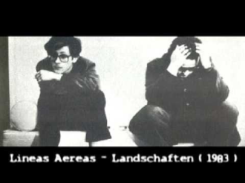 Lineas Aereas - Landschaften (1983)