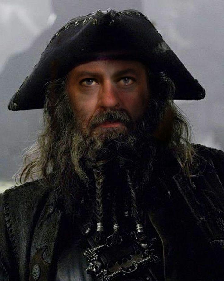 Картинки пират черная борода