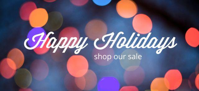 Holiday sales increase.