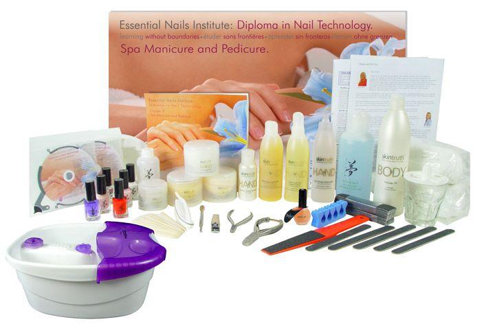 Spa Manicure & Pedicure Course