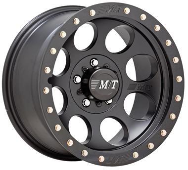 Mickey Thompson Classic Lock Black Alloy Wheel - $207.99ea