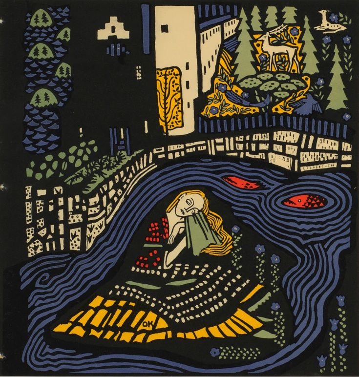 oskar kokoschka...so love this piece...so many ideas within an idea...