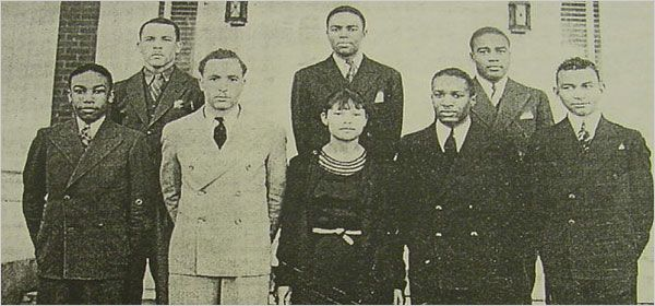 Wiley College debate team 1930 - The Great Debaters - Wikipedia, the free encyclopedia