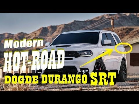 [Luck This] The Modern HOT-ROAD Wagon | 2018 Dodge Durango SRT Quick Spin