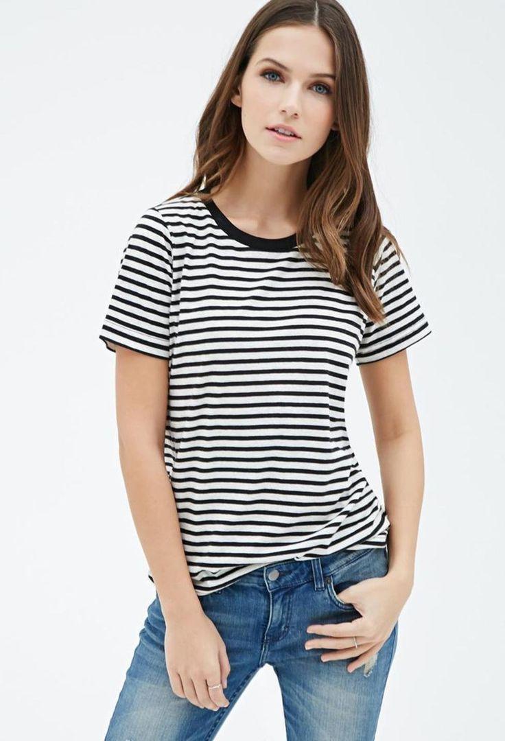 grey-slash-black-striped-shirt-crew-neck-