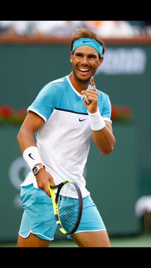 Rafael Nadal - Indian Wells 2016