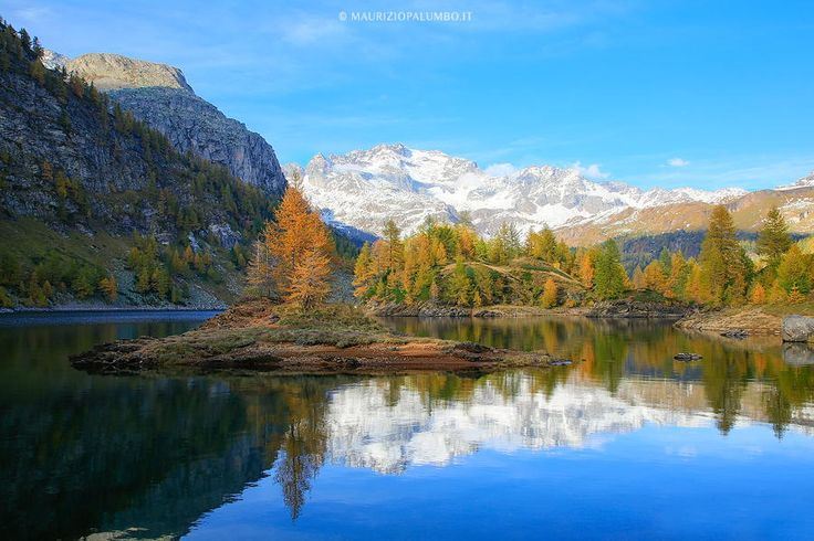 Autumn at Devero natural park, Alps - ITALY