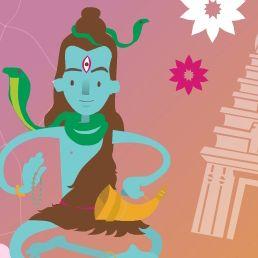 Alles over de godsdienst hindoeïsme. De religie is vooral belangrijk in India, maar aanhangers van dit geloof vind je wereldwijd.