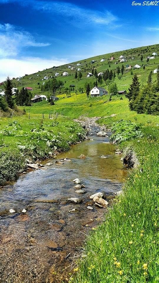 Sis Dağı Yaylası - Trabzon Esra Semiz