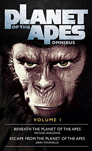 Archives Of The Apes: Planet Of The Apes Omnibus #1 - coming in Feb 2017