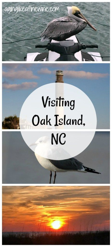 We recently took a trip to Oak Island and Southport in North Carolina and had such a good time! Remember Southport from the movie Safe Haven?